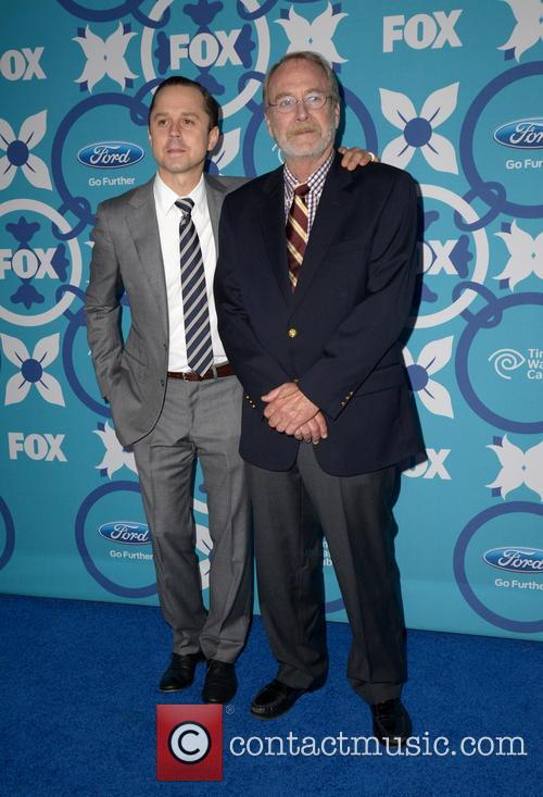 Giovanni Ribisi and Martin Mull 2