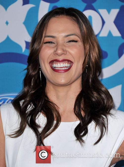 michaela conlin 2013 fox fall eco casino party 3859171