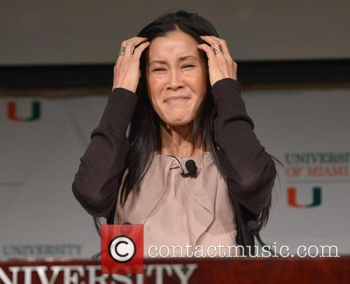 Lisa Ling gives the University of Miami Fall...