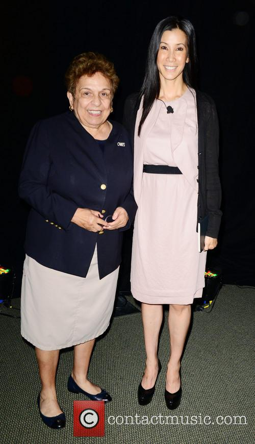 University Of Miami President Donna E. Shalala and Lisa Ling 2