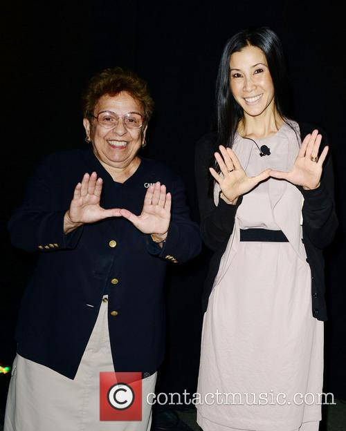 University Of Miami President Donna E. Shalala and Lisa Ling 1