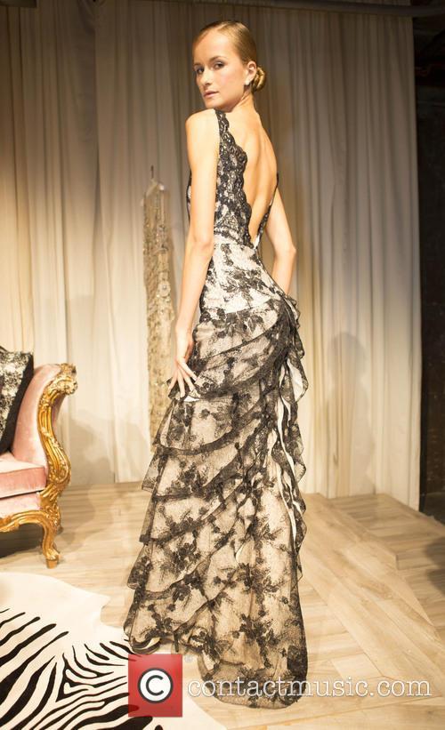 model merecedes benz new york fashion week spring 3858175
