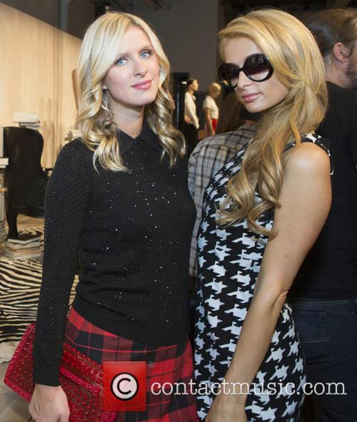 Nicky Hilton and Paris Hilton 3
