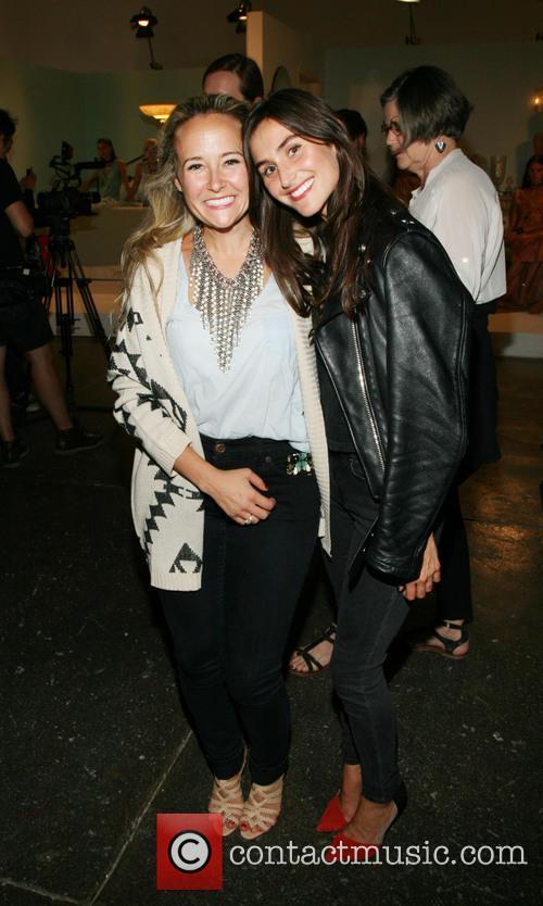 Alexa Von Tobel and Danielle Snyder 2