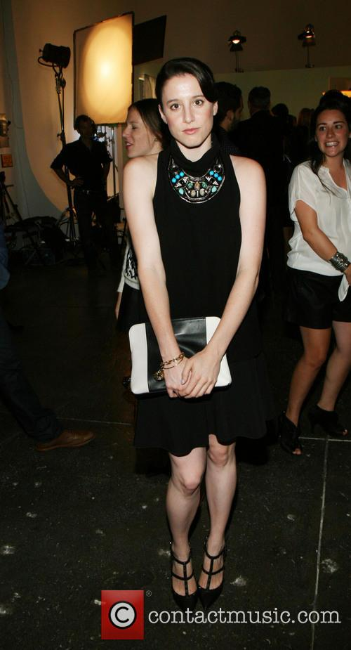 danielle kosann merecedes benz new york fashion week 3858571