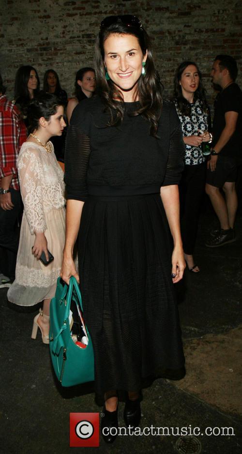 lydia fenet merecedes benz new york fashion week 3858566