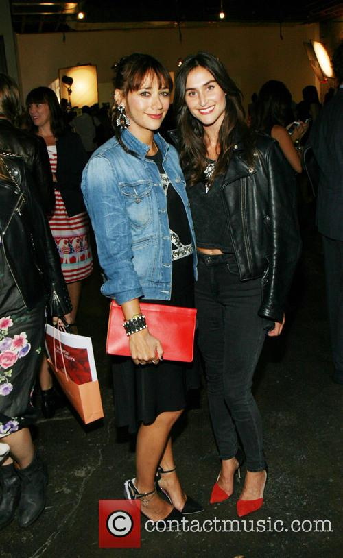 Rashida Jones and Danielle Snyder 3