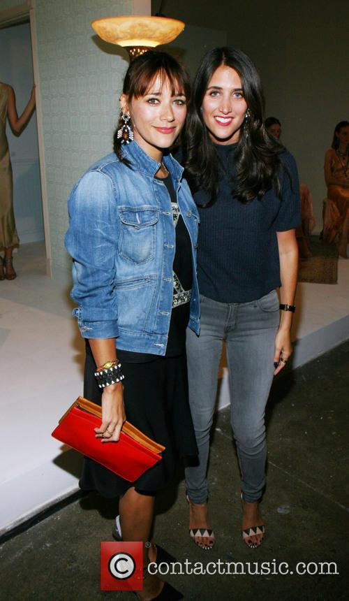 Rashida Jones and Jodie Snyder 2