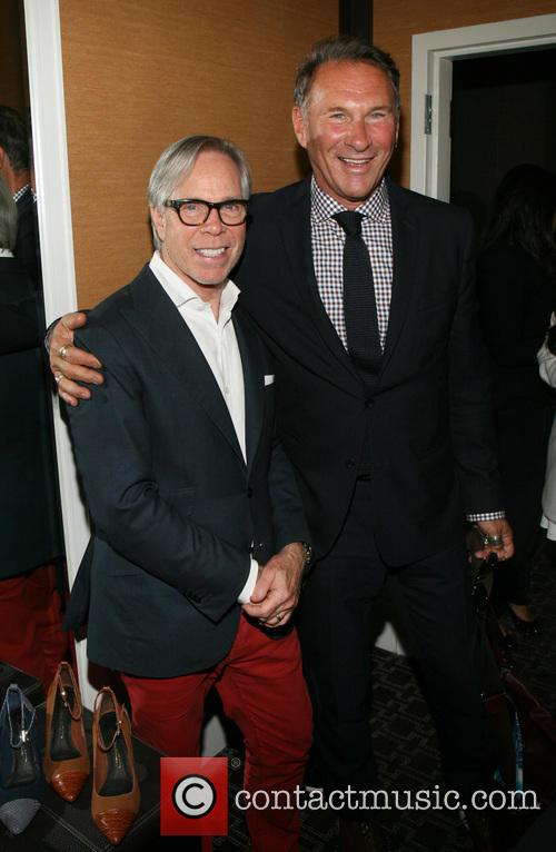 Tommy Hilfiger and Hal Rubenstein 4
