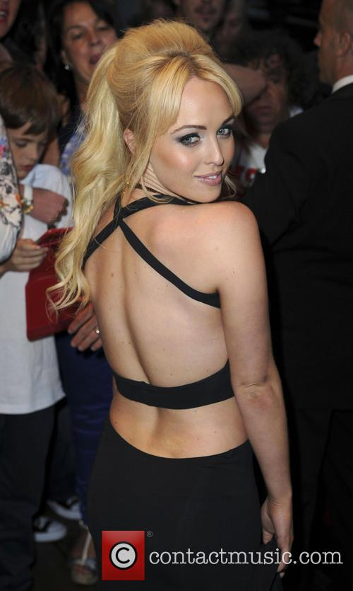 jorgie porter the tv choice awards 2013 3858635