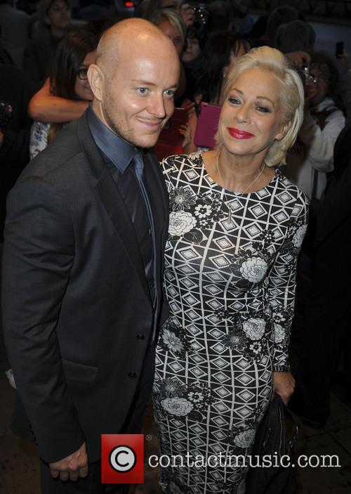 Lincoln Townley and Denise Welch 11