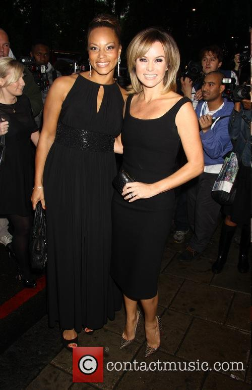 Angela Griffin and Amanda Holden 3