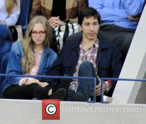 Amanda Seyfried and Justin Long 1