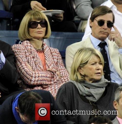 Anna Wintour and Martha Stewart 5