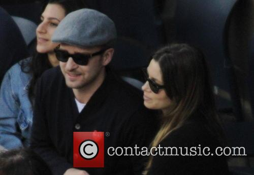 justin timberlake jessica biel celebrities attend the mend 3858893
