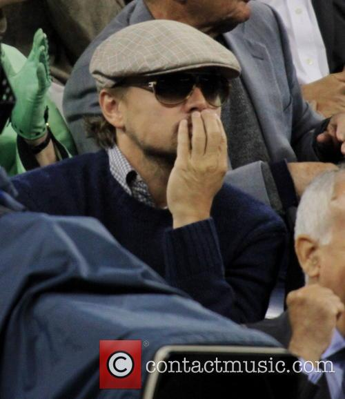 Celebrities attend the Mend Final at the 2013...