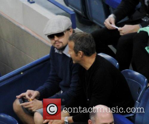 Leonardo DiCaprio, Billie Jean King National Tennis Center  US Open