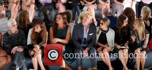 Carmen Dell'orefice, Carol Alt, Brooke Shields and Olivia Palermo 7