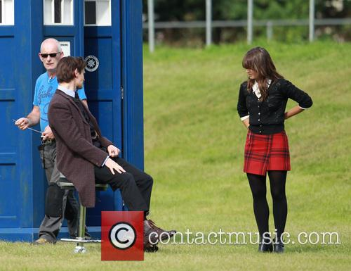 Matt Smith and Jenna-louise Coleman 11