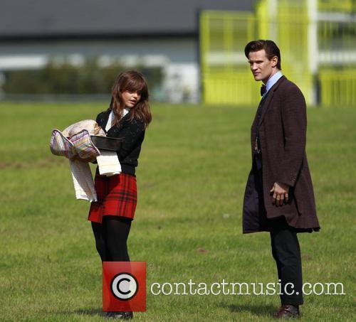 Matt Smith and Jenna-Louise Coleman 14