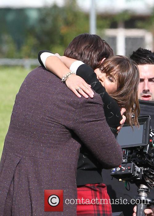 Matt Smith and Jenna Louise Coleman 7