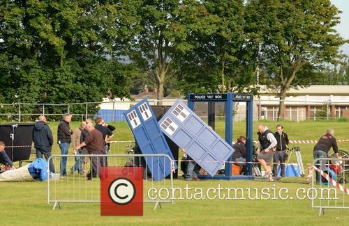 Dr Who and Tardis 1