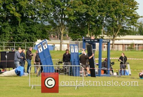 Dr Who and Tardis 2