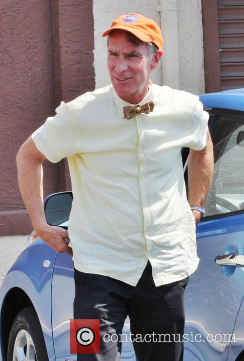 Bill Nye, Dancing With The Stars Rehearsal Studios