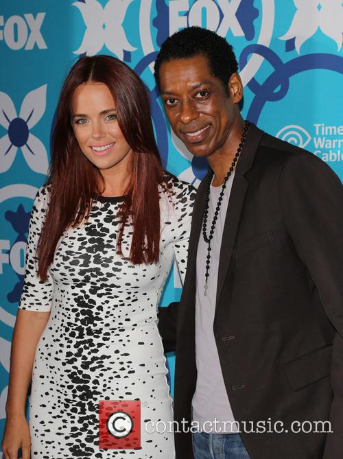 Katia Winter and Orlando Jones 5