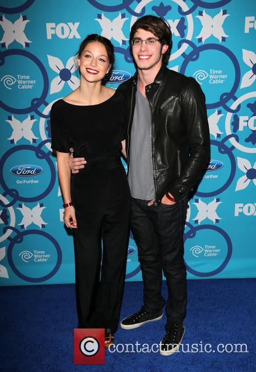 Melissa Benoist and Blake Jenner 3