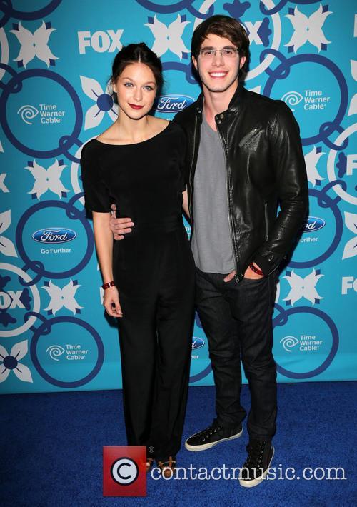 Melissa Benoist and Blake Jenner 5