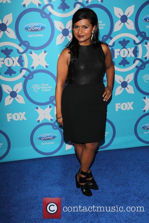 Mindy Kaling, Fox Fall Party