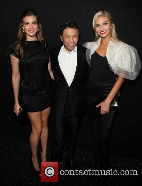 Guest, Zang Toi and Cassidy Wolf 1