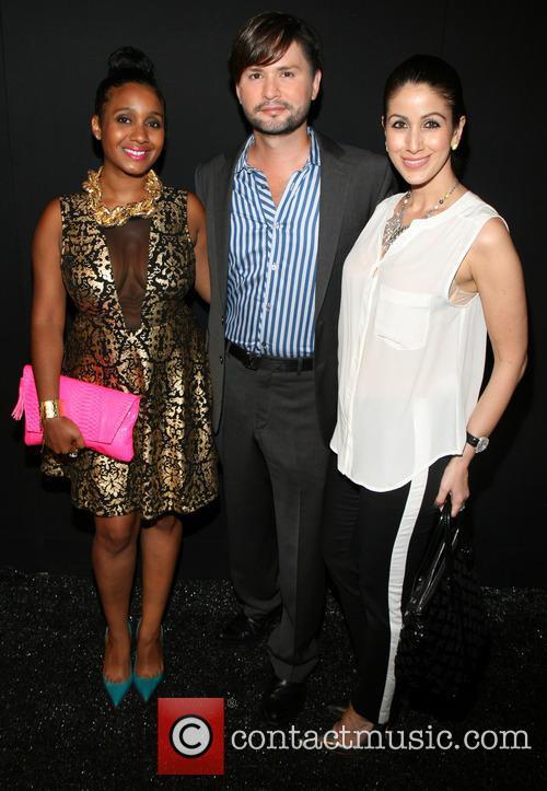 Maya Wynn Boyd, Jr and Deana Kabakibi 4