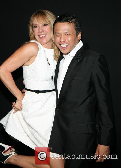 Ramona Singer and Zang Toi 5