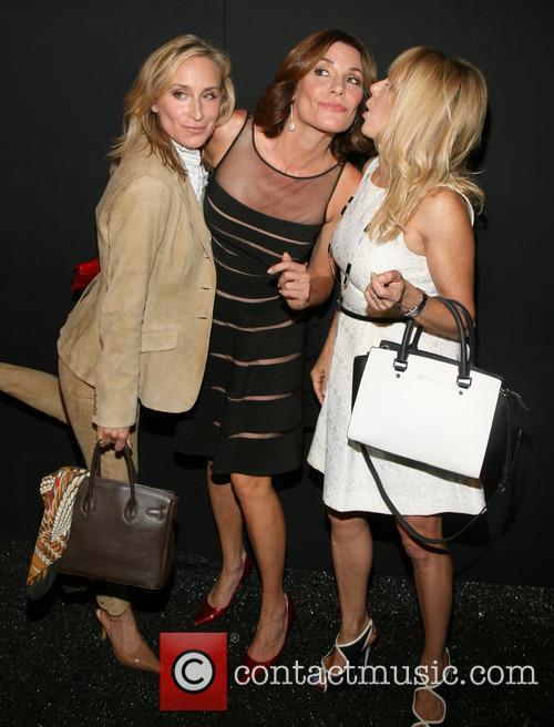 Sonja Morgan, Luann De Lesseps and Ramona Singer 3