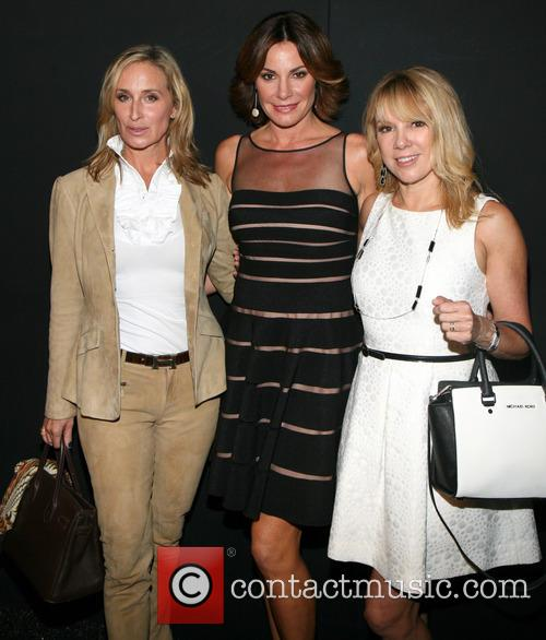 Sonja Morgan, Luann De Lesseps and Ramona Singer 1