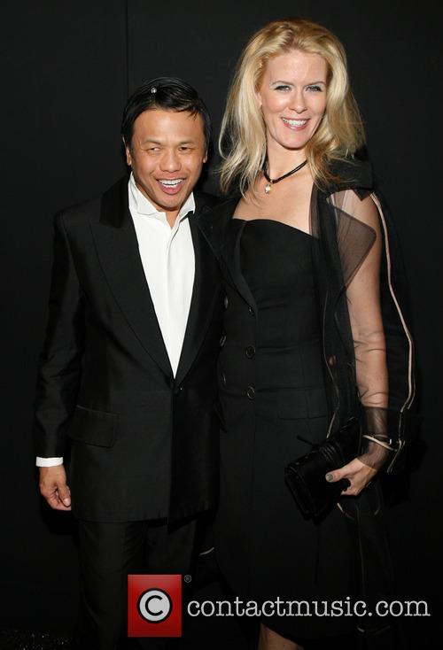 Zang Toi and Alex Mccord 5