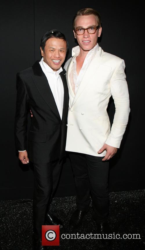 Zang Toi and Nick Gruber 4