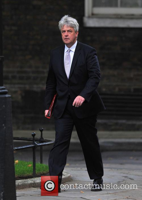Leader Of The Commons Andrew Lansley 9