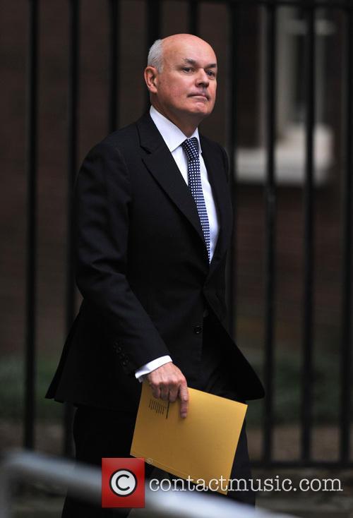 Work and Pensions Secretary Iain Duncan Smith 2