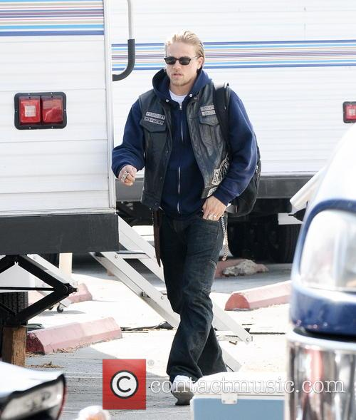 Sons Of Anarchy Filming