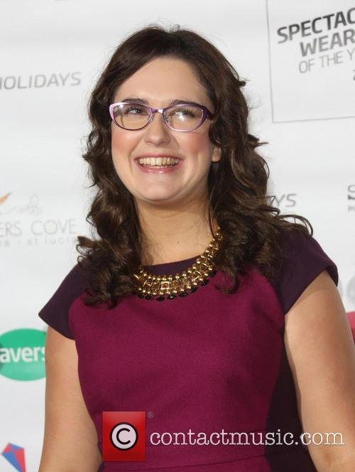 The Specsavers' Spectacle Wearer of the Year 2013