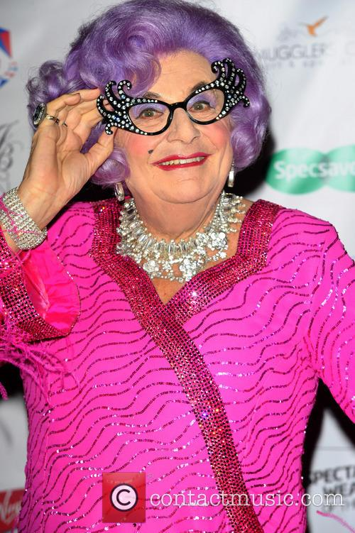 dame edna everage the specsavers spectacle wearer 3861280