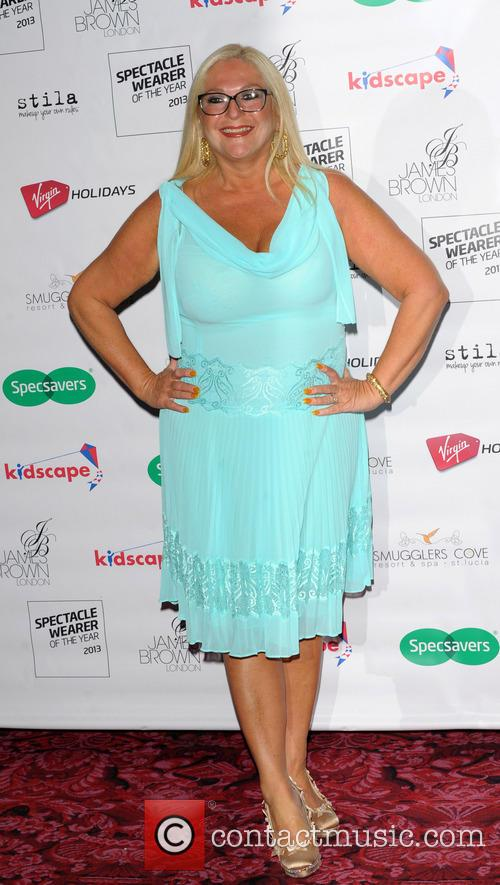 vanessa feltz the specsavers spectacle wearer of 3861286