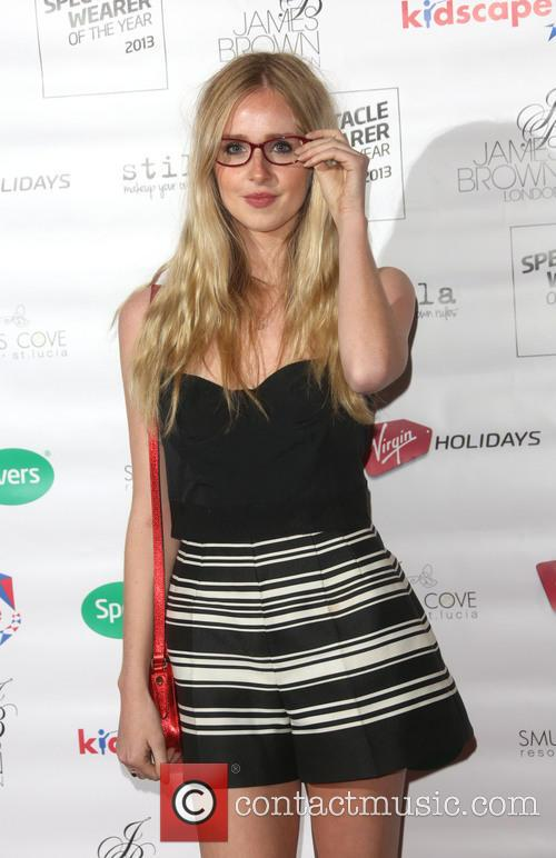 diana vickers the specsavers spectacle wearer of 3859436