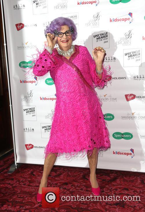 Dame Edna Everage 2