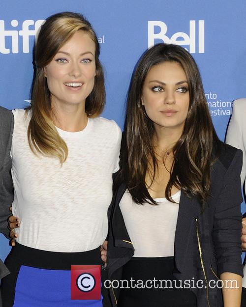 Olivia Wilde and Mila Kunis 5