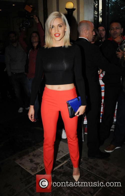 ashley roberts the tv choice awards 2013 3859051