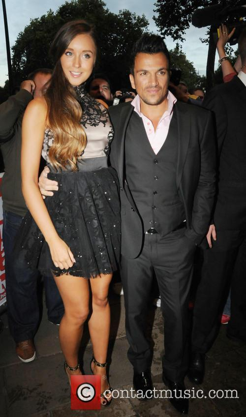 Peter Andre and Emily Mcdonagh 7